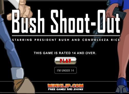 Bush Shootout