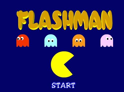 Flashman Pacman