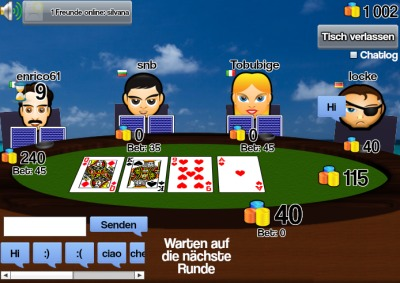 Mugalon Poker